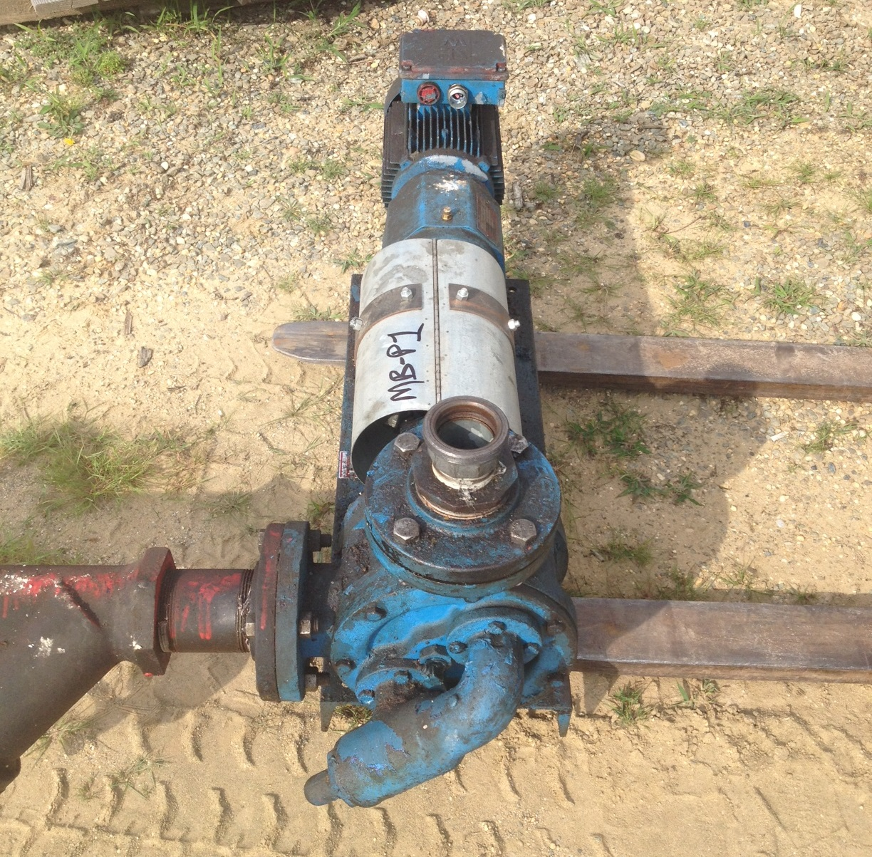 ***SOLD*** VIKING Model LQ-124 gear pump.  3
